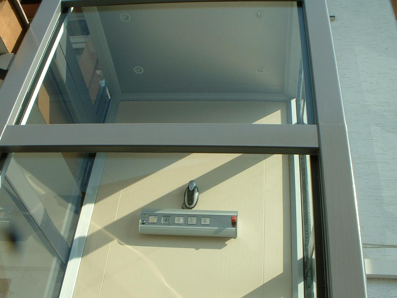 Bild von Aufzugtechnik